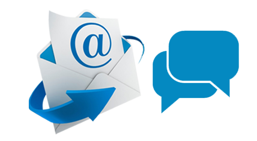 Email and Chat Support